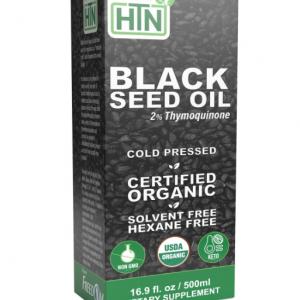 Black Seed Oil - Habba As Sawda - Zwarte komijnzaad olie 500ml Biotheek.com