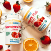 Women's Multi Vitamine GelatineVRIJ, GlutenVRIJ, Organic Mixed Berry en Fruit Smaak, 90 Gummies Biotheek.com