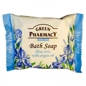 Green Pharmacy Blue Iris Bath Soap Zeep 100 g
